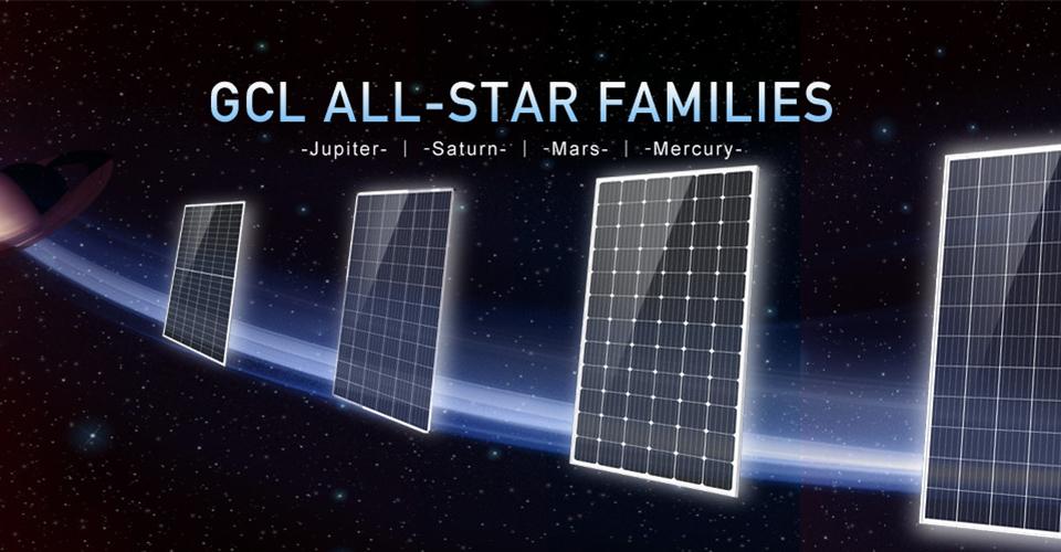 Solar Module   Solar Panel   Solar System - GCL System